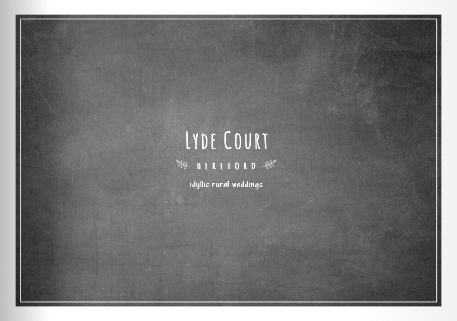 Lyde Court Brochure Front